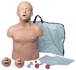 Simulaids Yarım Boy Çocuk CPR Mankeni - Thumbnail