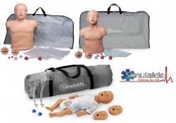 Simulaids/Nasco - CPR Mankeni Aile Seti