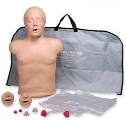 Simulaids/Nasco - Simulaids Yarım Boy Yetişkin CPR Mankeni